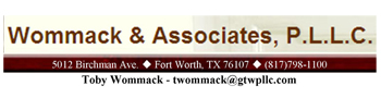 Wommack & Associates P.L.L.C.